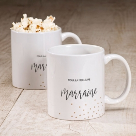 Mug communion confettis