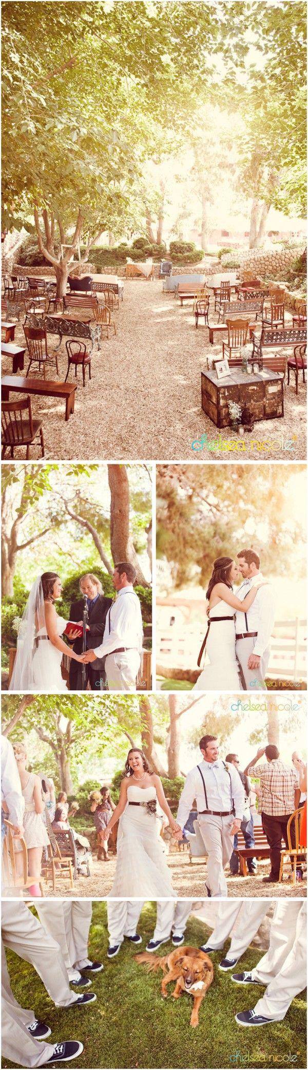 thème mariage bohème