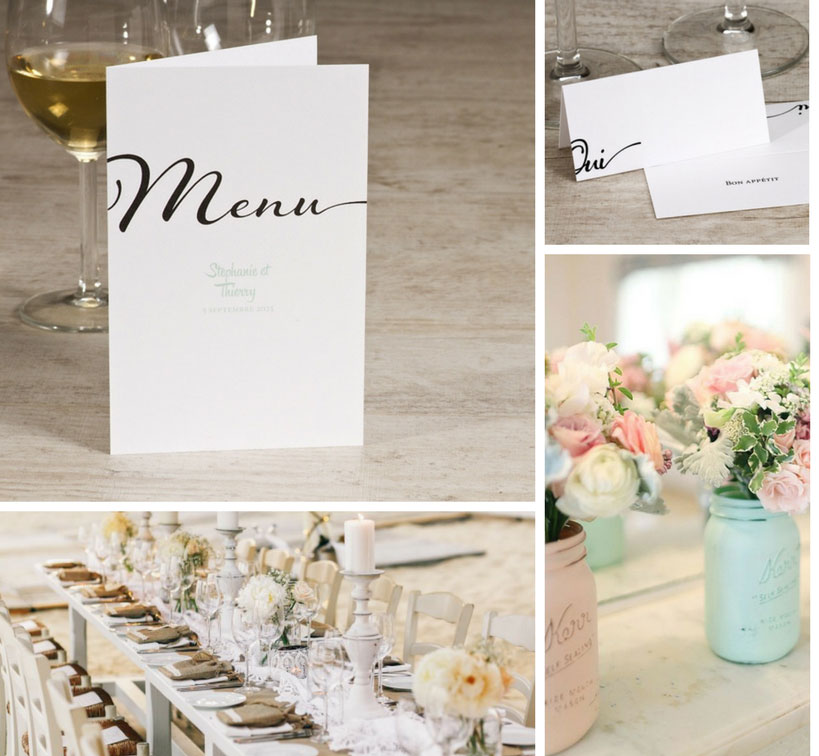 5 tapes pour r ussir le plan de table de votre mariage - Plan de table mariage en ligne ...