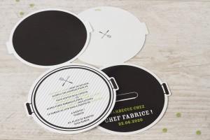 carte barbecue pour votre garden-party