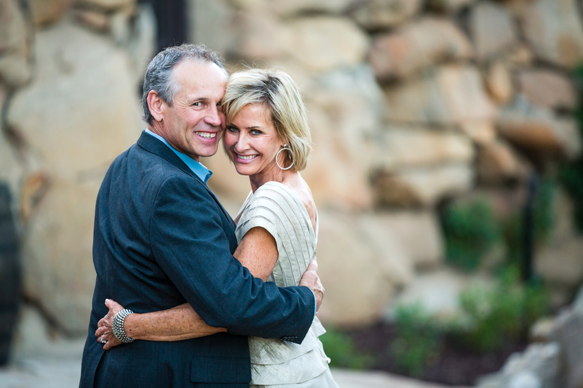 40 jaar getrouwd