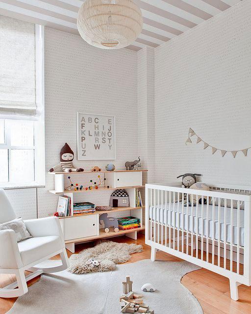 Chambre bébé unisexe