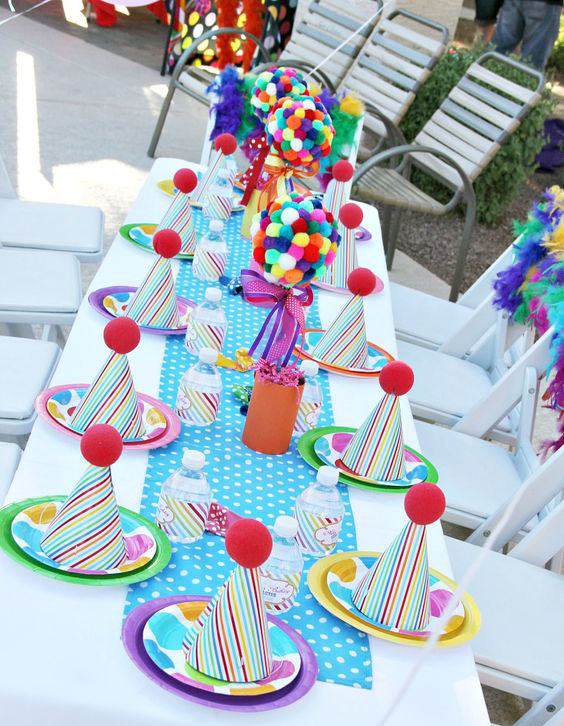 Deco table anniversaire bebe 1 an - Decoration anniversaire 1 an ...