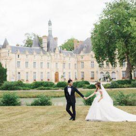 Organiser sa réception de mariage dans un domaine : le chic à la française