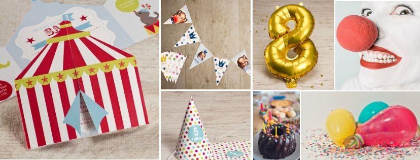 invitation anniversaire enfant