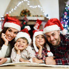 « Chez qui organiser le repas de Noël ? » : la question du mois !