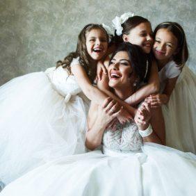 Occuper les enfants à votre mariage, oui mais comment ?
