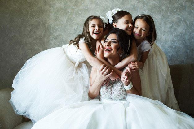 Occuper les enfants à votre mariage