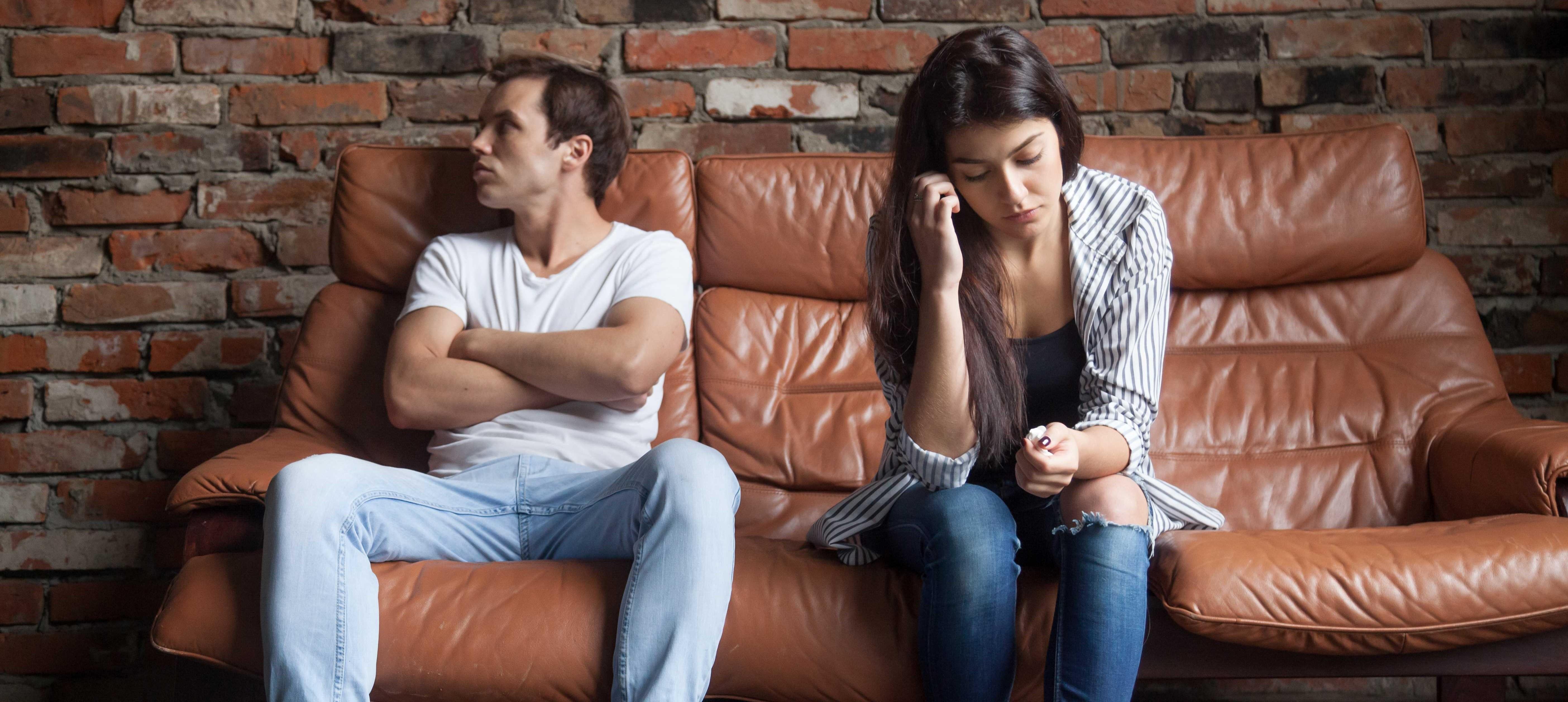 Dispute de couple avant mariage