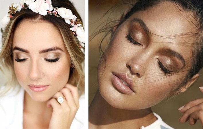 Maquillage mariage : une étape de la mise en beauté de la mariée