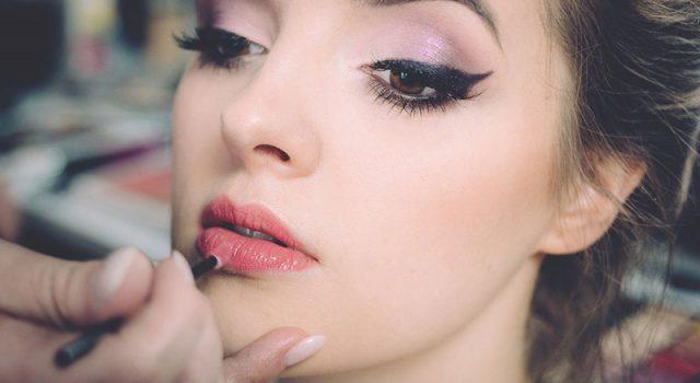 maquillage romantique
