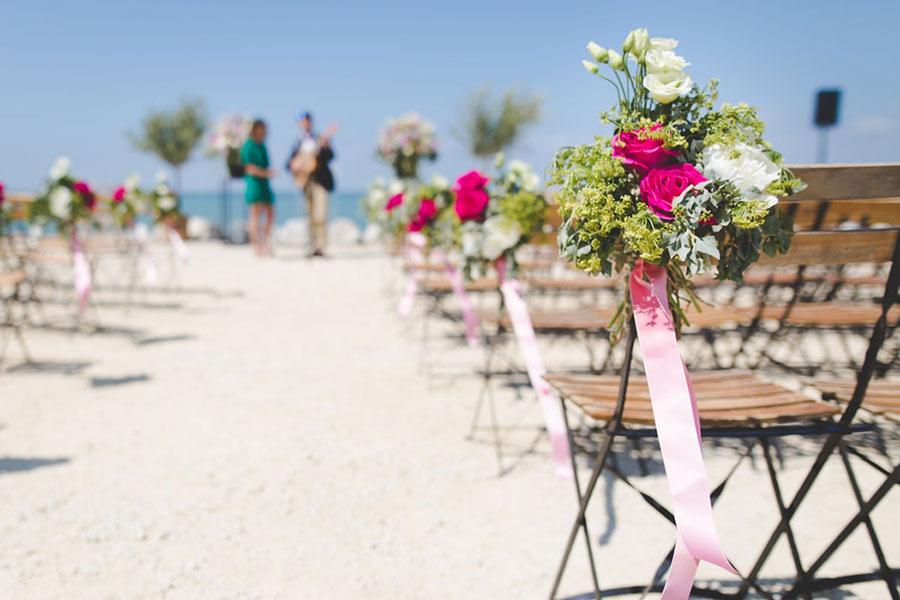 ceremonie plage