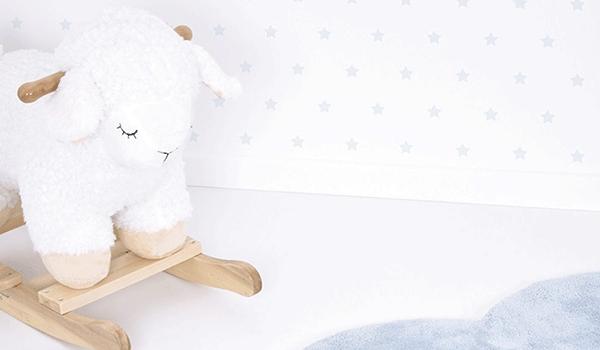 mouton à bascule pour bébé
