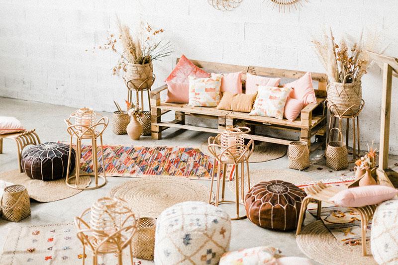 decoration mariage à louer