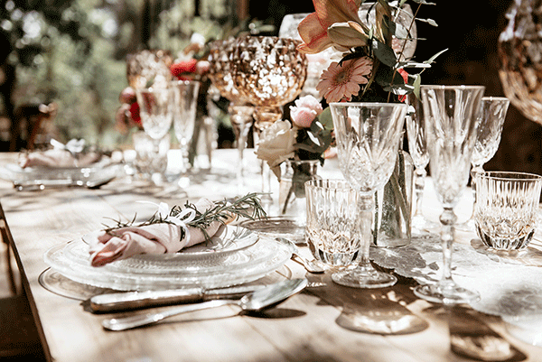 inspiration décoration mariage