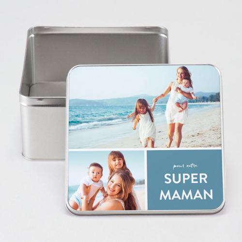 boîte photos cadeau fêtes des mères